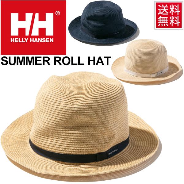 SALE 送料無料 ヘリーハンセン HELLY HANSEN 帽子 ロールハット 全品P5倍 9月25日限定 サマーハット レディース サマーロールハット UVカット UPF50 HC91620 ビーチ ぼうし セール価格 アウトドア かわいい 日差し 野外フェス コンパクト タウンユース シンプル キャンプ 正規品 熱中症対策 携帯 レジャー