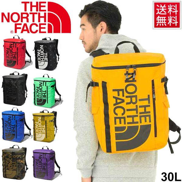 リュックサック バックパック デイパック ノースフェイス THE NORTH FACE ベースキャンプ ヒューズボックス2 ボックス型 30L アウトドア カジュアル 縦型 鞄 BC Fuse Box かばん 男女兼用 正規品/NM81968