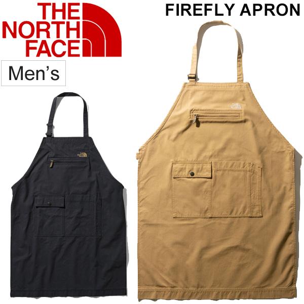 エプロン アウトドアウェア メンズ ノースフェイス THE NORTH FACE ファイヤーフライエプロン 焚き火 調理 キャンプ ワーク 野外活動 男性 Firefly Apron/NT61955