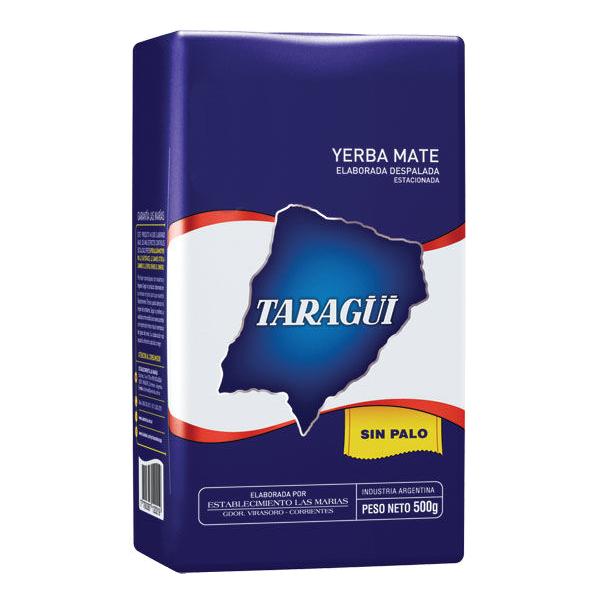タラグイマテ茶・ブルーパック茶葉茎無(500g)