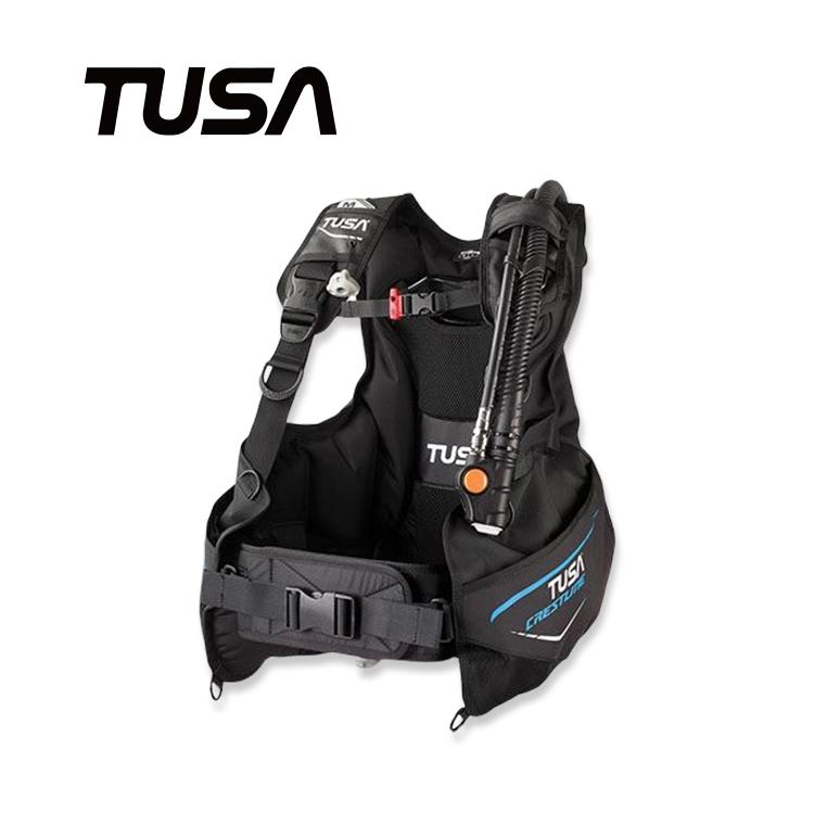 BCジャケット TUSA/ツサ BC0602B ダイビング スキューバ スキューバダイビング スクーバ スクーバダイビング BC