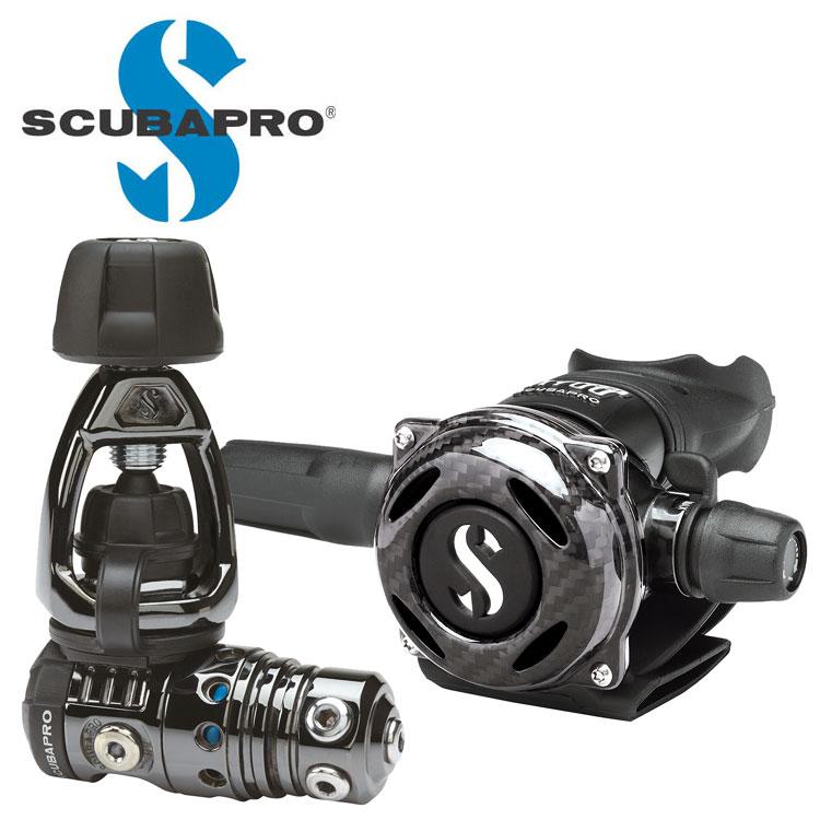 ダイビング レギュレーター 重器材 SCUBAPRO スキューバプロ Sプロ Mk25 Evo/A700 Carbon BT