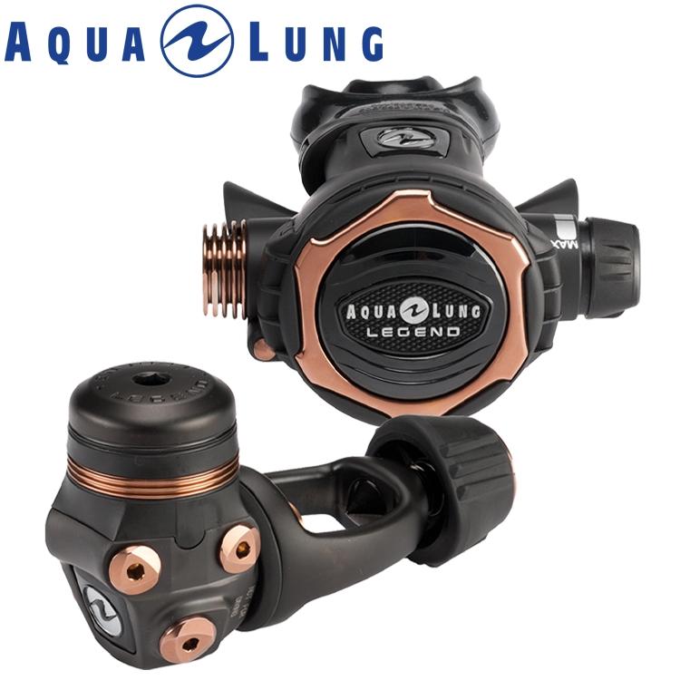 ダイビング レギュレーター AQUALUNG アクアラング レジェンド LUX 重器材