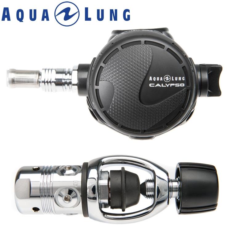 ダイビング レギュレーター AQUALUNG アクアラング カリプソクラシック 重器材