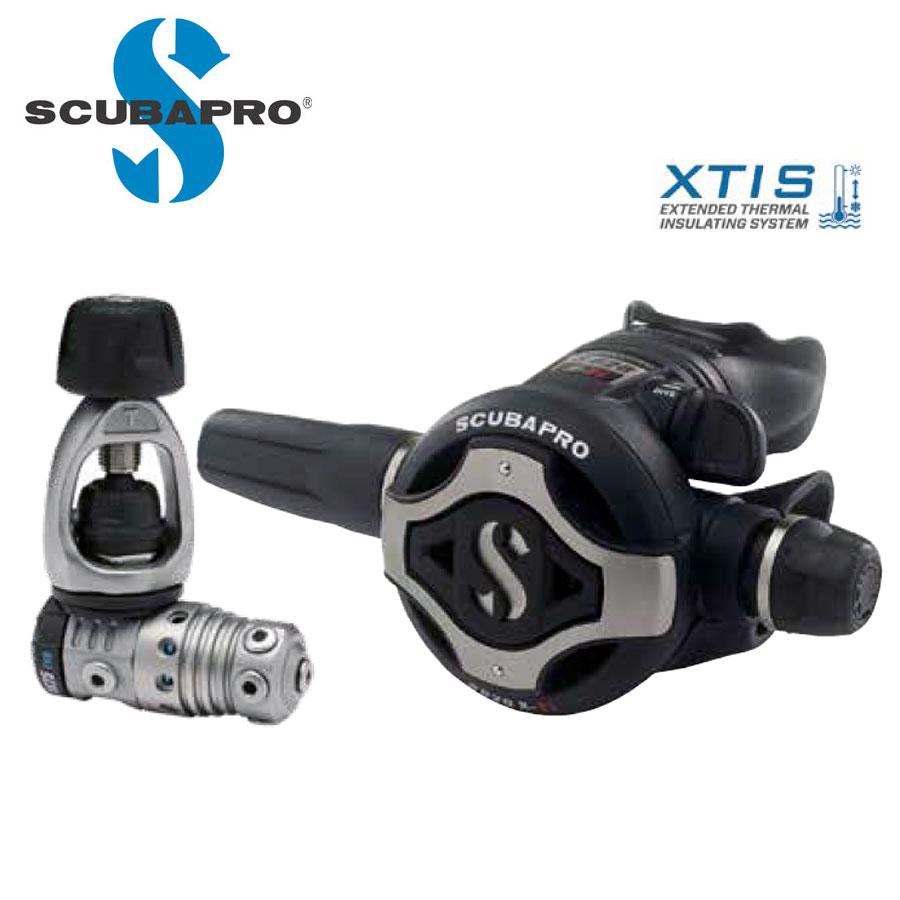 ダイビングレギュレーター SCUBAPRO/スキューバプロ MK25T EVO/S620X-Ti