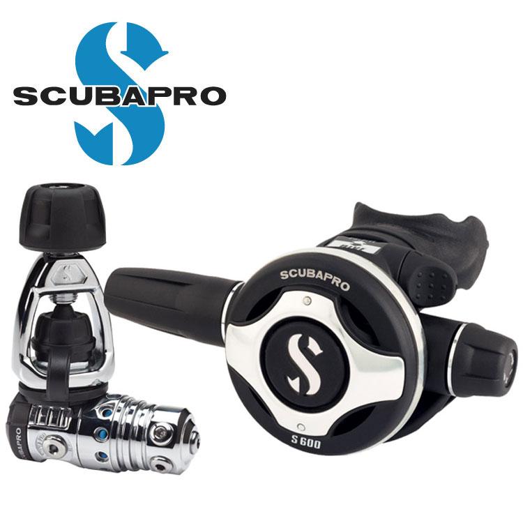 ダイビング レギュレーター 重器材 SCUBAPRO スキューバプロ Sプロ MK25 Evo/S600