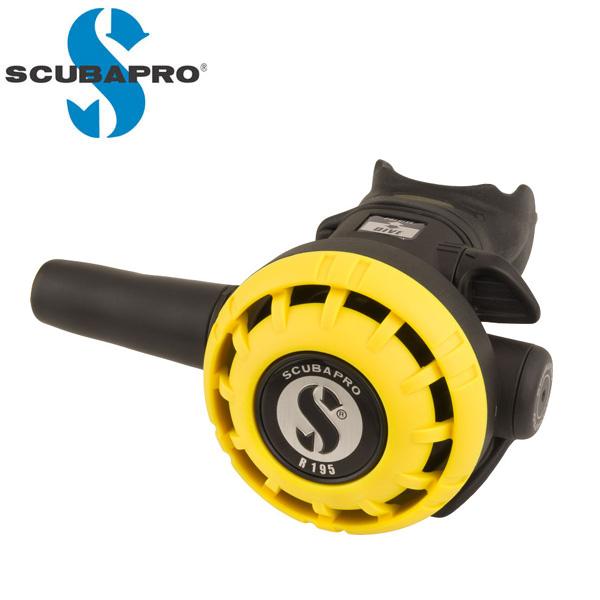 ダイビング オクトパス 重器材 SCUBAPRO スキューバプロ Sプロ R195 オクトパス