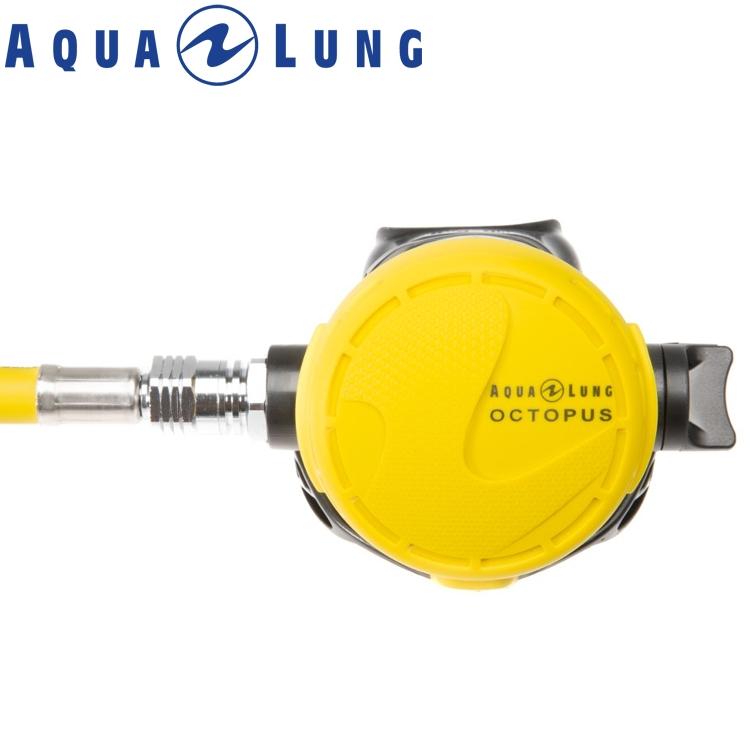 ダイビング オクトパス AQUALUNG アクアラング オクトパスクラシック 重器材