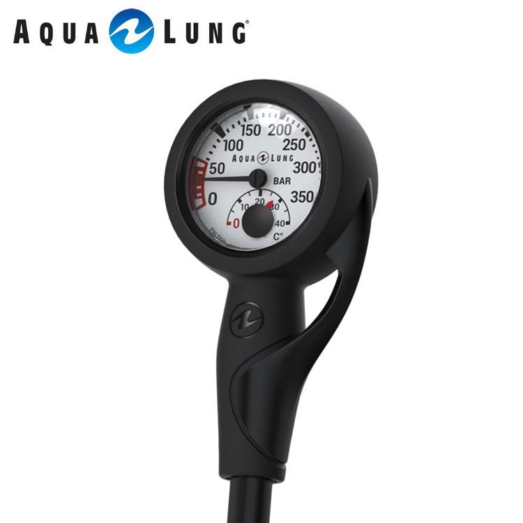 ゲージ AQUALUNG/アクアラング プレシスシーゲージ 残圧計