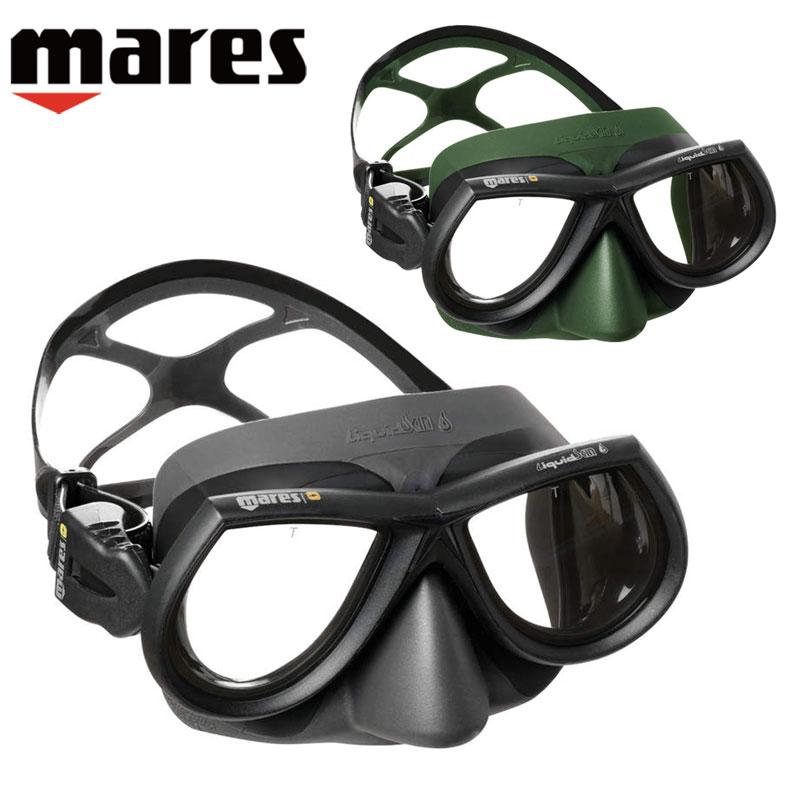 マスク mares マレス スター リキッドスキンダイビング スキンダイビング|ダイビングマスク 水中 水中マスク ダイビング用マスク ダイビング用品 シュノーケル シュノーケリング スノーケル スノーケリング