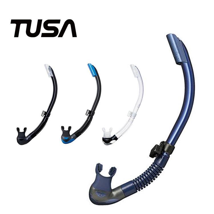 1回のシュノーケルクリアで確実に排水ができる デザイン性と機能性を兼ね備えたダイビング用シュノーケル スノーケル 定価 TUSA ツサ SP170 スノーリング スキューバ シュノーケル ダイビング シュノーケリング メーカー公式ショップ スキューバダイビング
