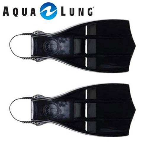 プロフェッショナル向けに作られたストラップタイプのラバ-フィン 美品 プロフェッショナルフィン AQUALUNG アクアラング Rフィン お気にいる 303050020000 323000 ロケット
