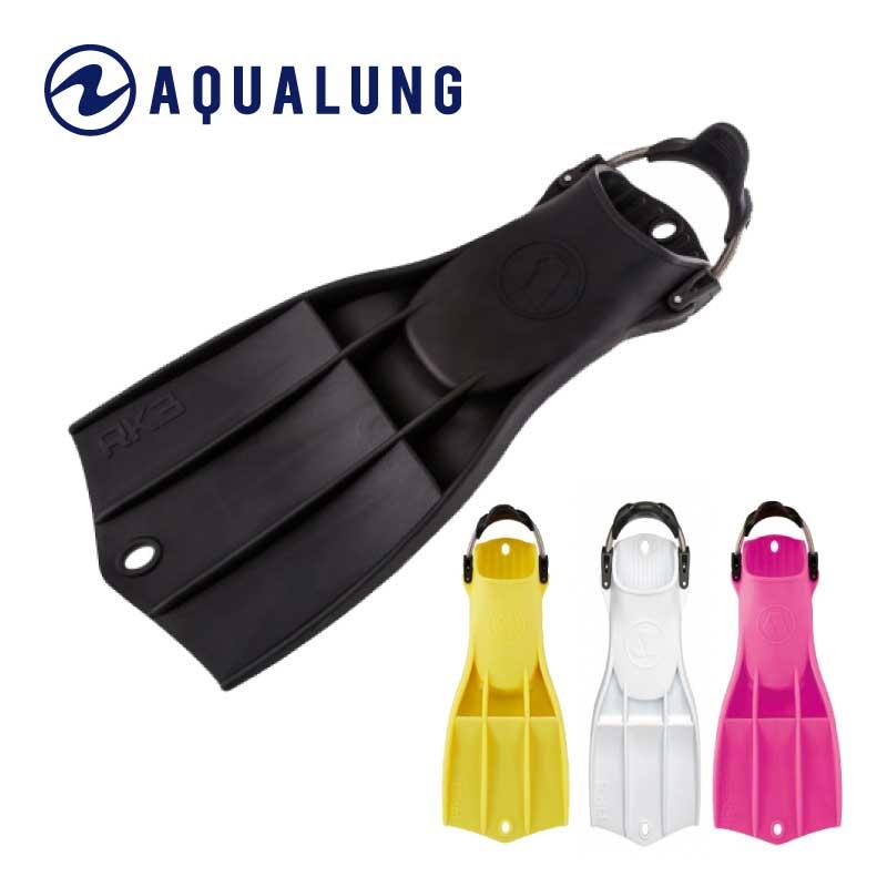 ダイビング用フィン AQUALUNG/アクアラング RK3 フィン Mediumサイズ(25~27cm)