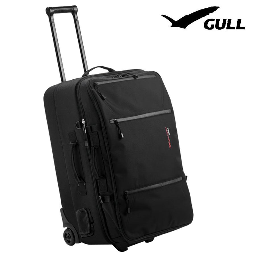 ダイビング キャリーバッグ GULL ガル TREKKER CARRY BAG 3 GB-6503 軽器材