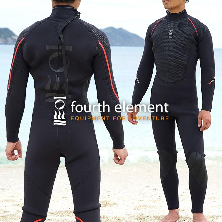 ウェットスーツ 5mm プロテウス2 for Men フルスーツ ウエットスーツ