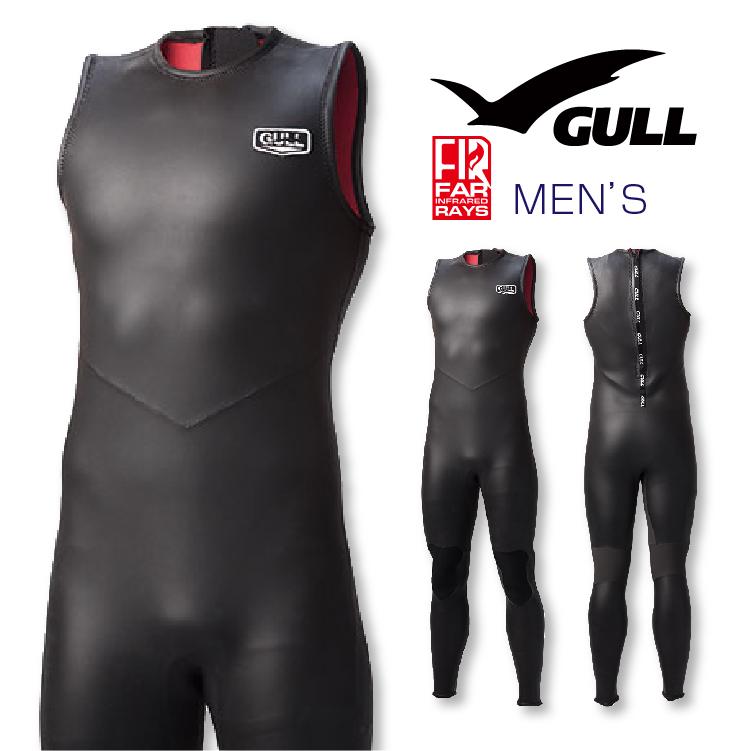 ロングジョン GULL/ガル クラシック SKIN ロングジョン2 メンズ 3mmネオプレーン ダイビング スキンダイビング 男性用