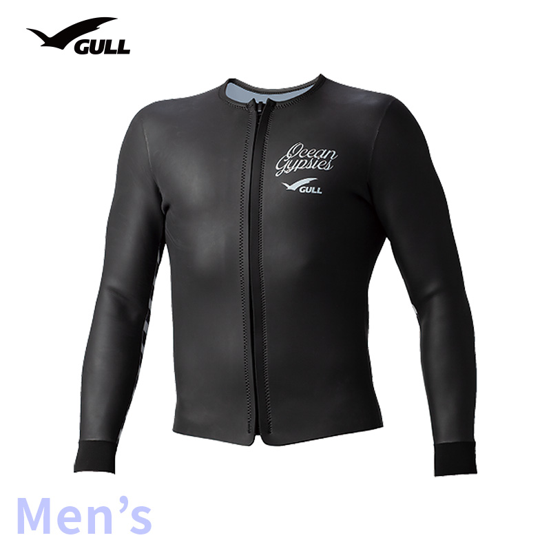 タッパー GULL/ガル 2mmSKINタッパー3 メンズ GW-6639 スノーケリング ダイビング アウトドア タッパー マリンスポーツ スイムウェア スキン 男性用