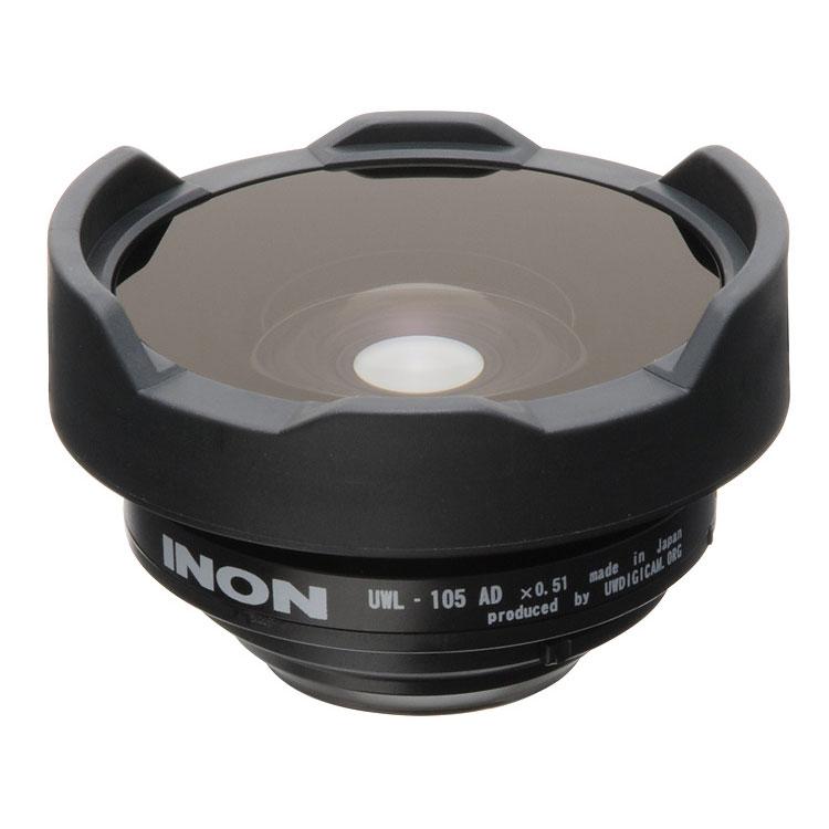 ワイドコンバージョンレンズ INON/イノン UWL-105AD