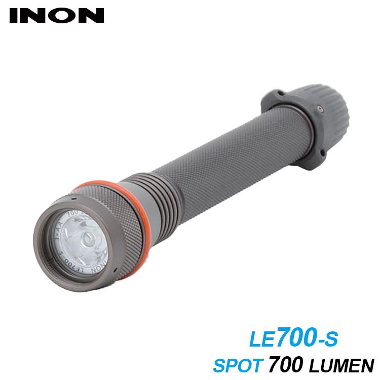 【水中ライト】 INON/イノン LED水中ライトLE700-S Type2【スポット】