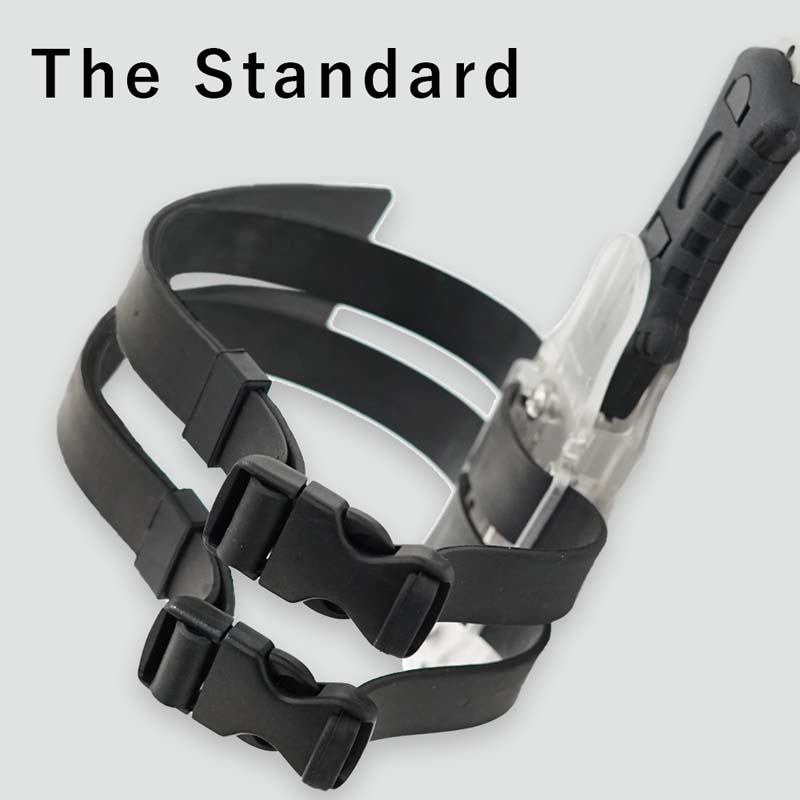 素早く脱着できるクイックリリース付きナイフストラップ ナイフ ストラップ The 価格 Standard ザ ダイバー ダイビング スタンダード アクセサリー パーツ 予約販売品 水中ナイフ