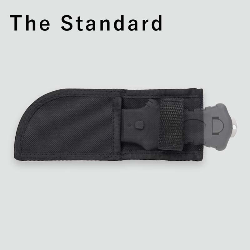 ショートナイフKN167PとKN168P用ナイロン製鞘 鞘 ナイフケース 18%OFF ショート The Standard ザ スタンダード 通販 激安 アクセサリー パーツ ナイロン ナイフ用 ケース ダイバー ダイビング
