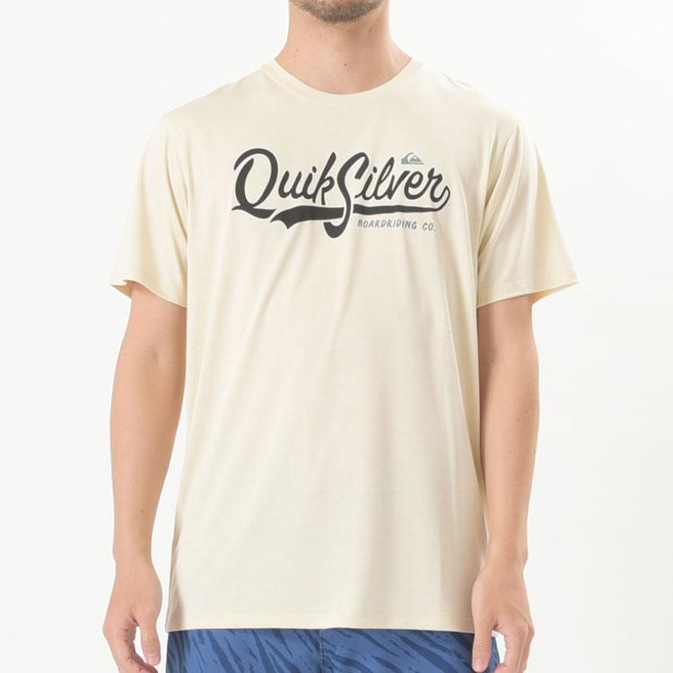 メンズ クイックシルバー ラッシュガード QP QUIK POOL SS QLY191058 QUIKSILVER 半袖 Tシャツ