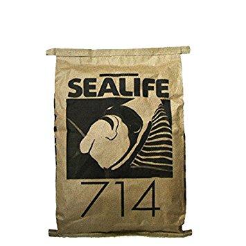 アクアFお買い得品!【水質調整関連商品】シーライフ 714L 人工海水 海水魚用