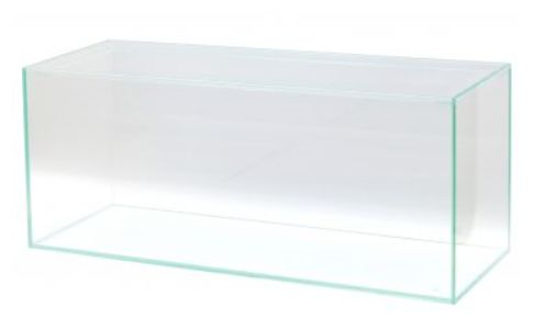 【JUN】熱帯魚 飼育用品 水槽セットクリアオガラスフレームレス水槽 クオリア 9050フランジ高級水槽