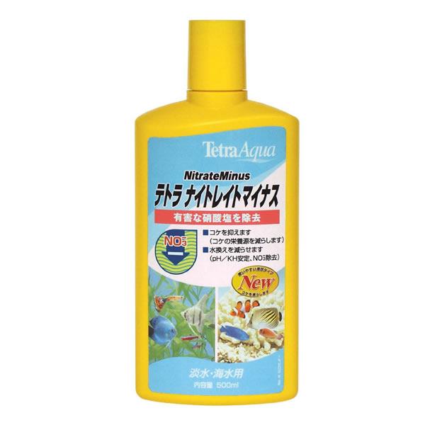 スペクトラムブランズジャパン株式会社  テトラ ナイトレイトマイナス 500ml『調整剤/バクテリア』