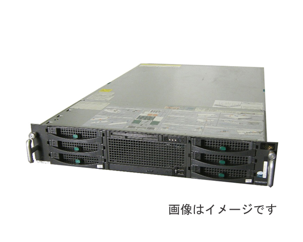 富士通 PRIMERGY RX300 S3 PGR30314L4【中古】Xeon 3.0GHz×2/2GB/HDDレス(別売り)