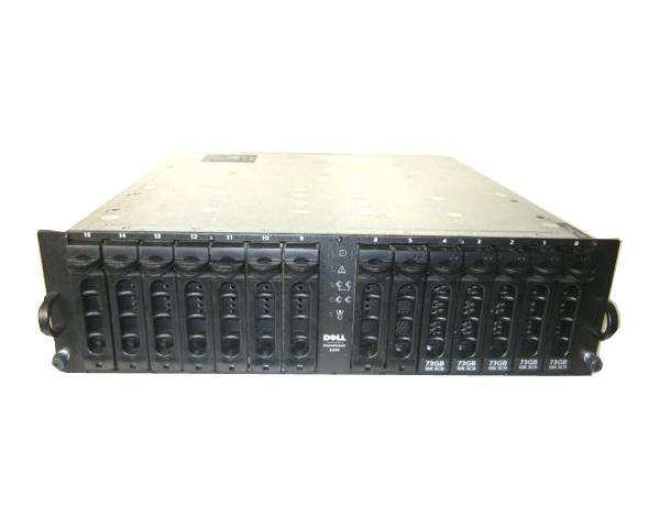 DELL PowerVault 220S U320 SCSI HDD別売り【中古】