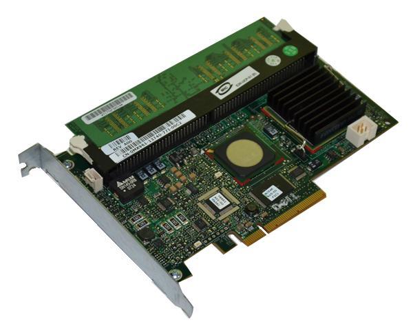 DELL 0MX961 PERC 5/i 256 BBWC RAIDコントローラ 【中古】