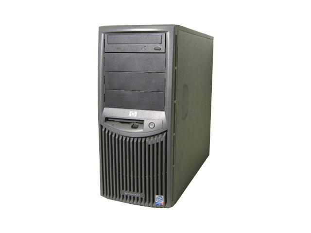 HP ProLiant ML310 T00KLG5111 中古 256MB 80GB 激安卸販売新品 Pentium4 2.53GHz 注文後の変更キャンセル返品