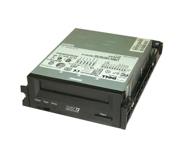 DELL 0JF110 DAT72 テープドライブ【中古】
