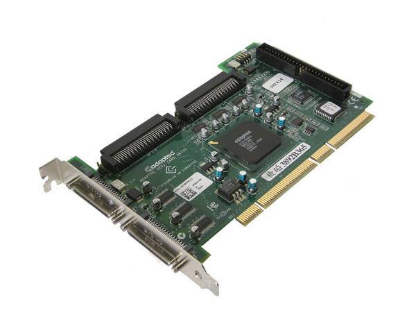 DELL 0R5601 SCSIカード (ASC-39160) 2CH Ultra160【中古】