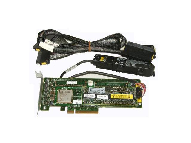 HP 441823-001 SmartアレイP400/512MB 【中古】
