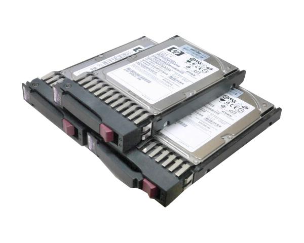 HP 2.5インチ HDD 146GB 10K SAS 【中古】3個セット販売