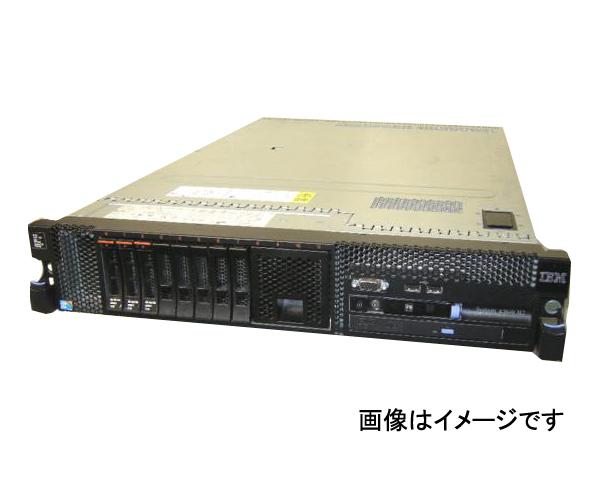 IBM System x3650 M2 7947-PEB【中古】Xeon E5502 1.86GHz/4GB/HDDレス(別売り)