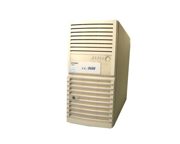 三菱 FT8600 100Ef (MN8100-1433)【中古】PDC-E2160 1.8GHz/1GB/80GB×2