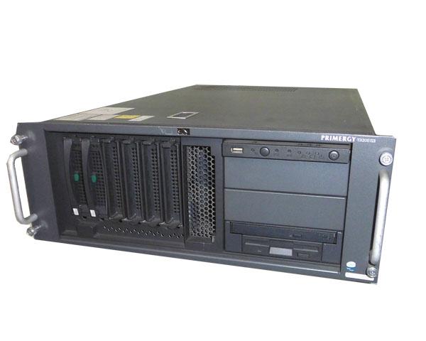 富士通 PRIMERGY TX200 S3 PGT2033AA【中古】Xeon 5110 1.6GHz/4GB/HDDレス(別売り)