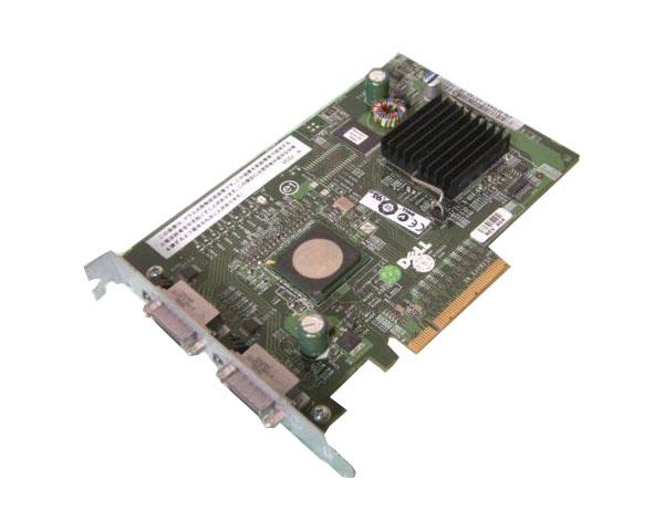 DELL PERC 5/E SAS RAID Adapter (0M778G)【中古】