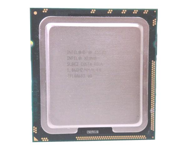 中古CPU Intel Xeon E5502 SLBEZ (4M Cache, 1.86GHz, 4.80GT/s)