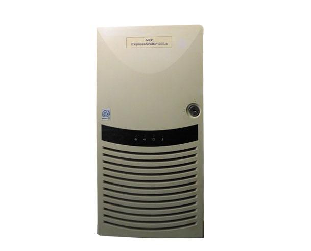NEC Express5800/120Le (N8100-583B)【中古】Pentium3-1.0GHz/512MB/HDDレス(別売り)