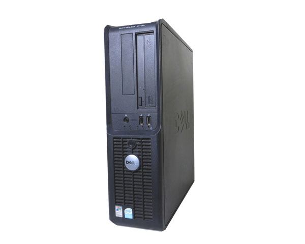 中古パソコン デスクトップ 本体のみ WindowsXP DELL OPTIPLEX 210L Pentium4-3.0GHz/1GB/40GB/CD-ROM