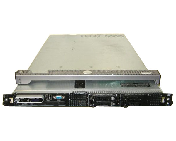 DELL PowerEdge 1950-3【中古】Xeon L5335 2.0GHz×2/4GB/HDDレス(別売り)2.5インチモデル
