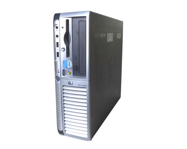 WinXP HP dx7200 ST (PU818AV)【中古】Pentium4-2.8GHz/512MB/80GB/CD
