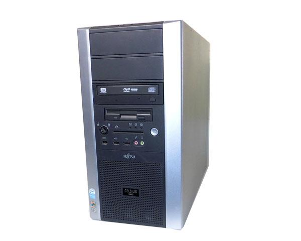 富士通 CELSIUS N440(CLN4BH31A)【中古】Pentium4-3.0GHz/2GB/80GB/FIRE GL V5000