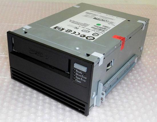 HP PD070F#300 LTO3 テープドライブ 内蔵型 SCSI【中古】