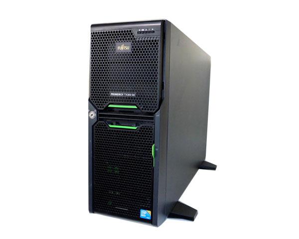 富士通 PRIMERGY TX300 S6 PGT306246【中古】Xeon E5503 2.0GHz/4GB/146GB×1