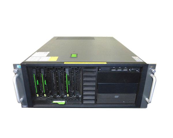 富士通 PRIMERGY TX300 S6 PGT3062E62 ラック型Xeon E5503 2.0GHz/4GB/146GB×2【中古】
